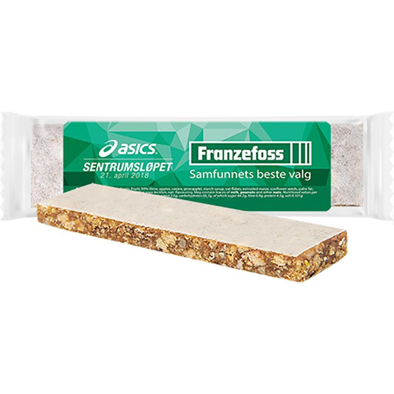 Fruchtschnitte Limette, ca. 23g, Express Flowpack mit Etikett