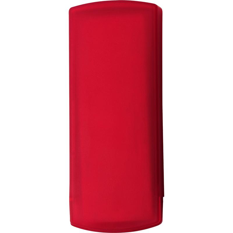 Pflasterbox 'Pocket' aus Kunststoff