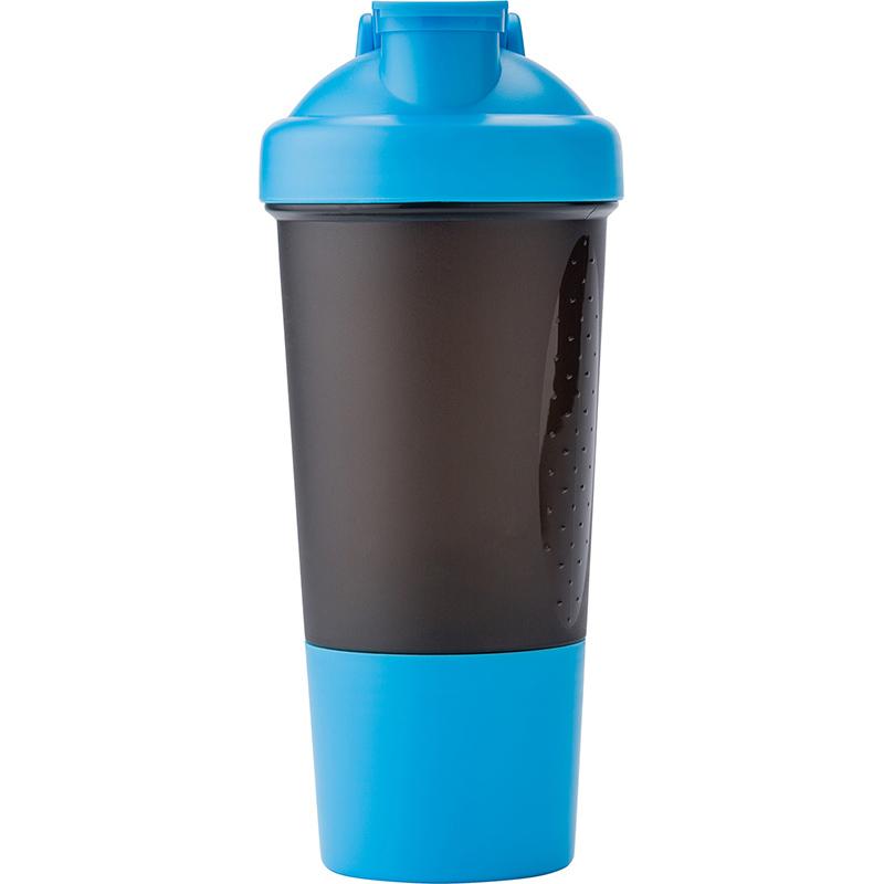 Proteinshaker 'Body' aus Kunststoff