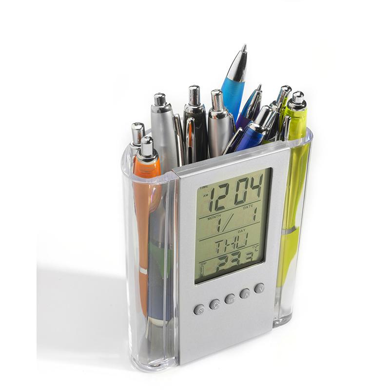 Stifteköcher 'Sirona' aus Kunststoff