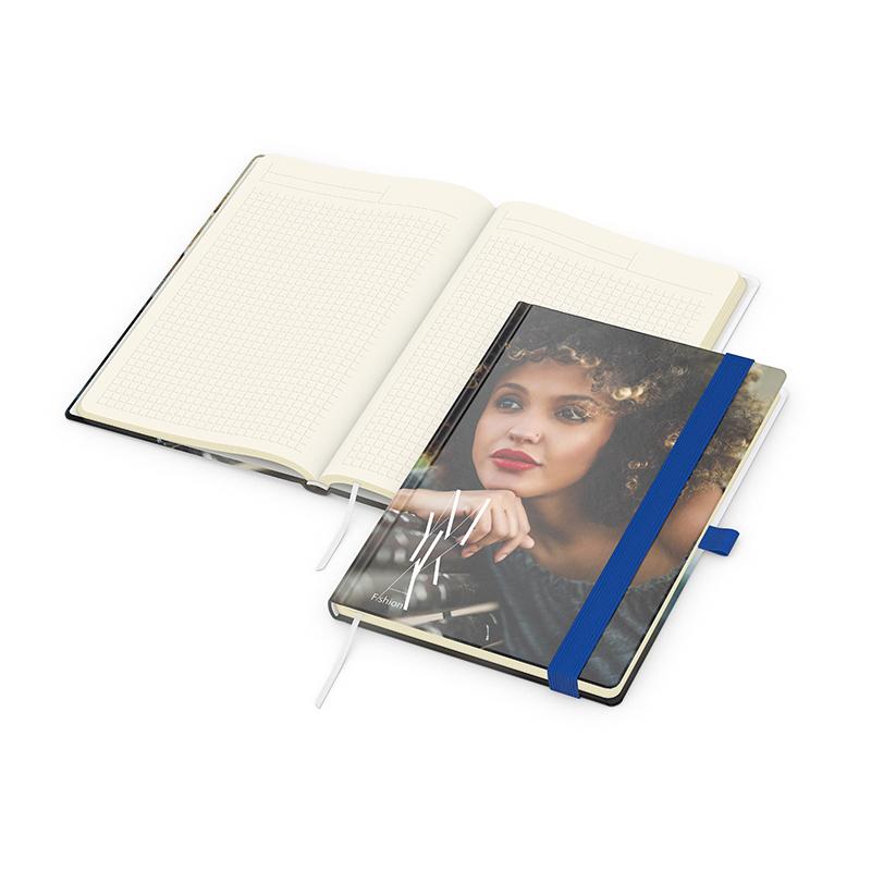 Business-Notizbücher - fest gebunden Match-Book