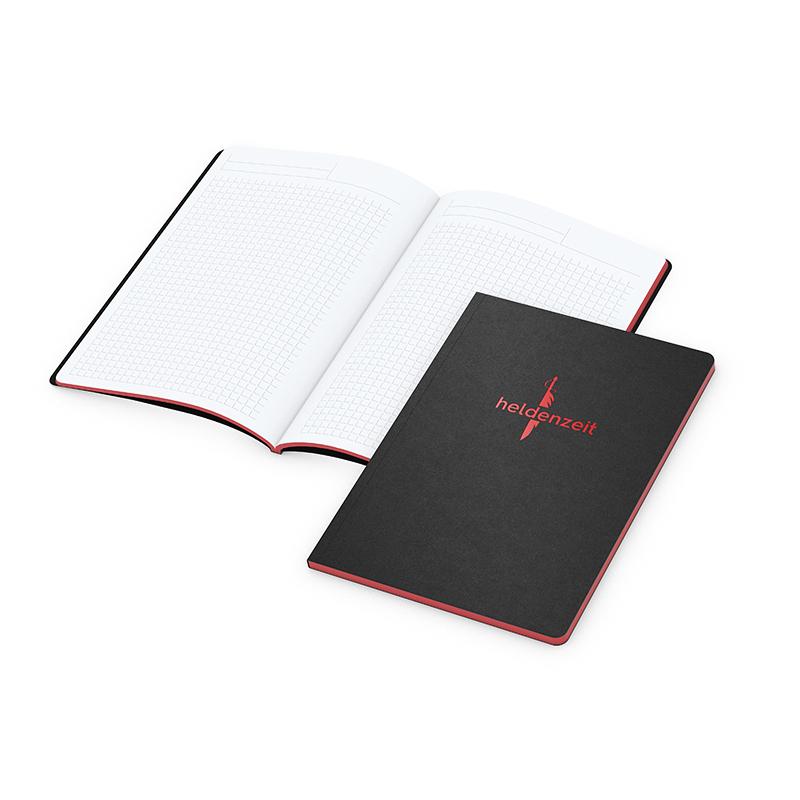 Business-Notizbücher - fest gebunden Tablet-Book Slim
