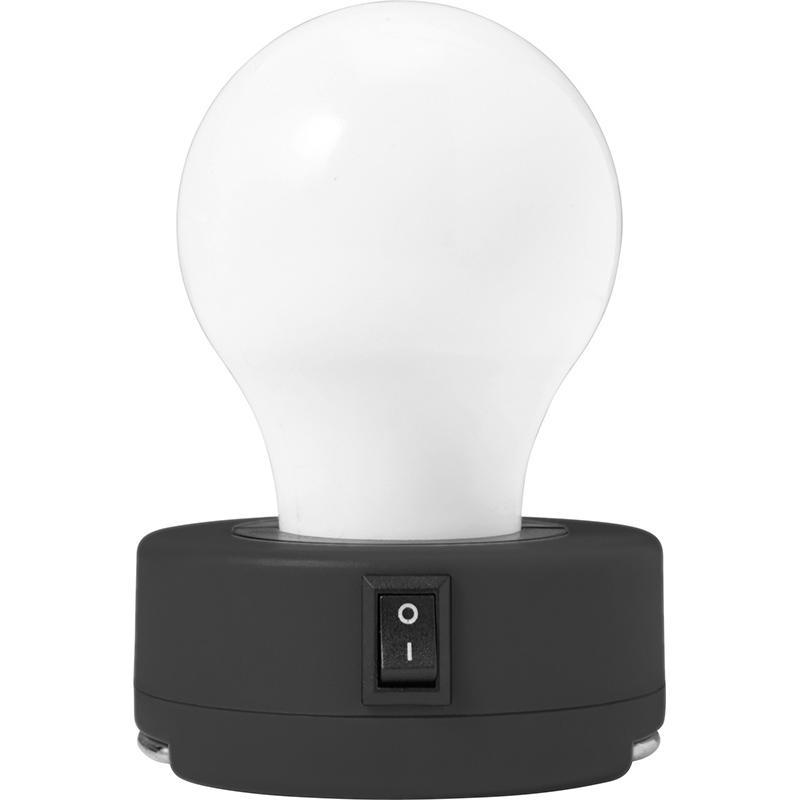 Glühbirne 'Shine' aus ABS-Kunststoff