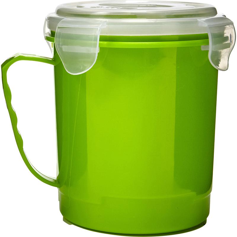 Lunchbox 'Soup' aus Kunststoff