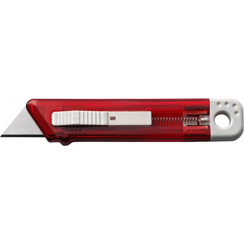 Cutter-Messer 'Mister' mit Federkernautomatik aus