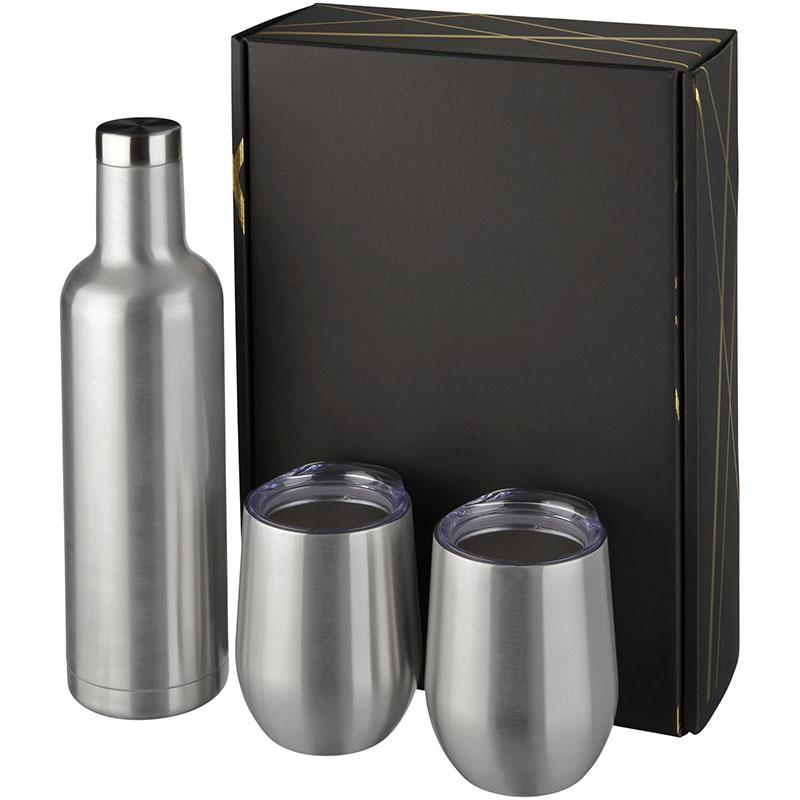 Avenue Pinto und Corzo Kupfer-Vakuum isoliertes Geschenkset