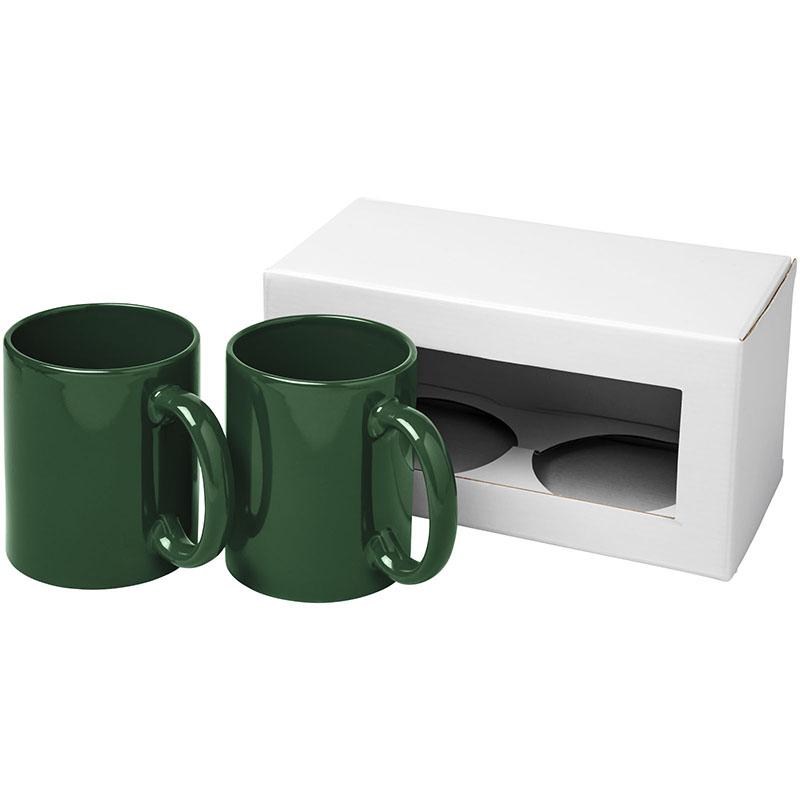 Bullet Ceramic Geschenkset mit 2 Bechern