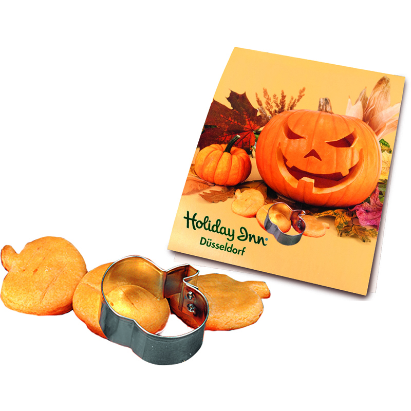 Backe Deinen Halloween Kürbis
