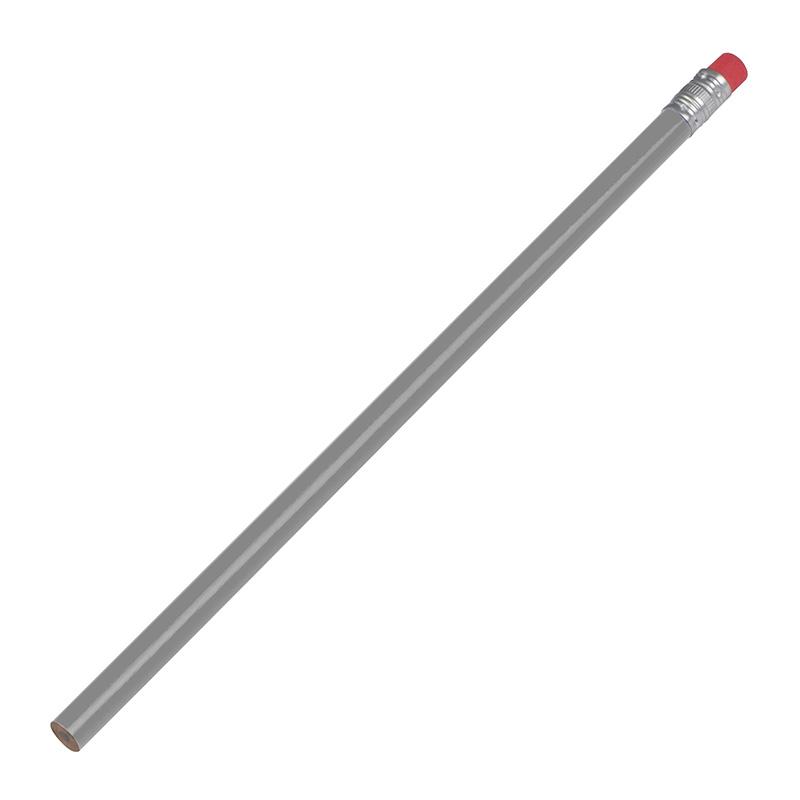 Bleistift mit Radiergummi