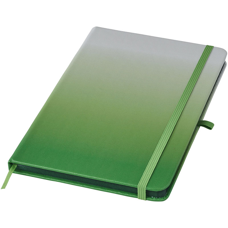 Bullet Gradient Hard Cover A5 Notizbuch