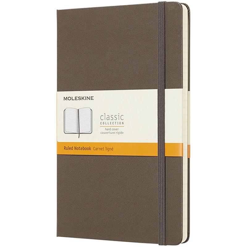 Moleskine Classic Hardcover Notizbuch L – liniert