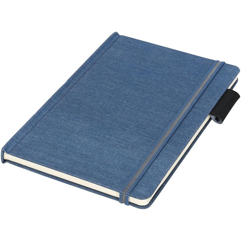 JournalBooks Jeans A5 Stoff Notizbuch