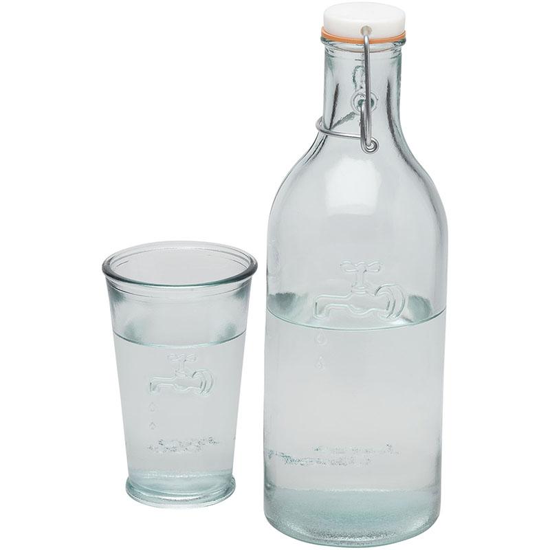 Jamie Oliver Ford 970 ml Karaffe mit Recycling Glas