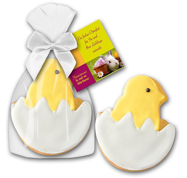 Cookie Kueken aus dem Ei