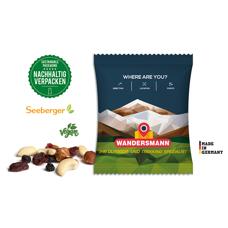 Minitüte Nuts`N Berries Seeberger