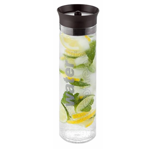 Metmaxx® Wasserkaraffe PureAqua mit Silikondeckel