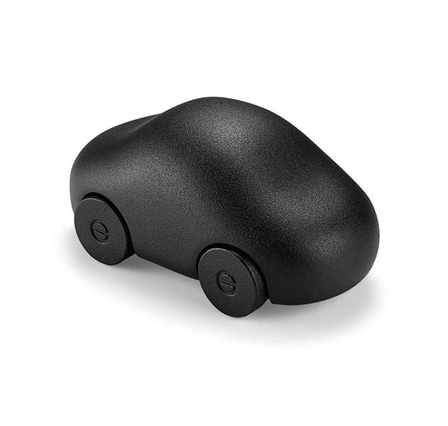 My Car Black Briefbeschwerer