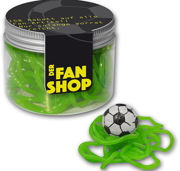 Mini Tin Fußballrasen