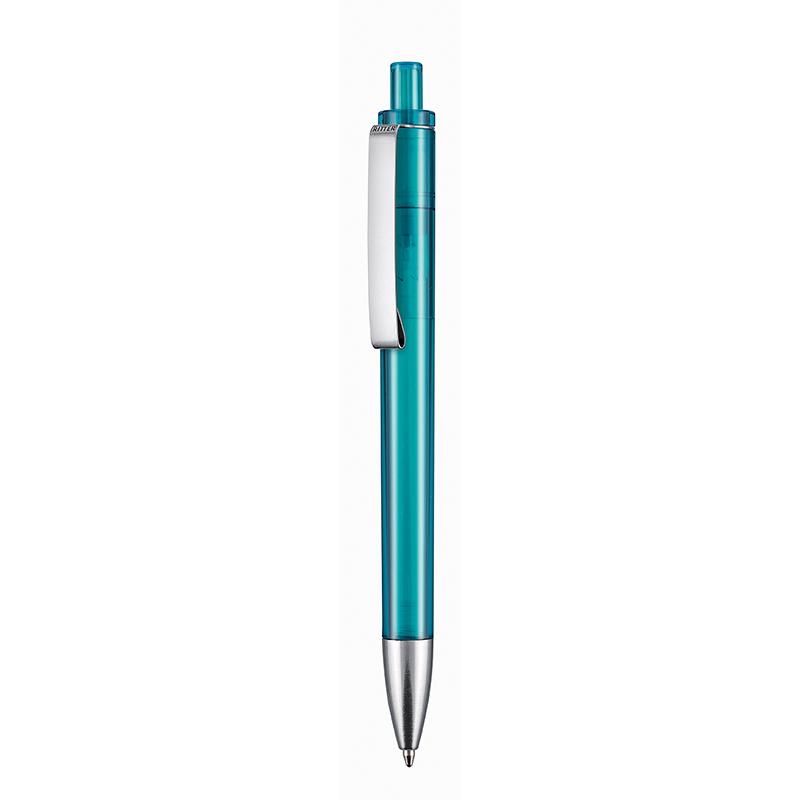 Ritter-Pen Kugelschreiber EXOS TRANSPARENT