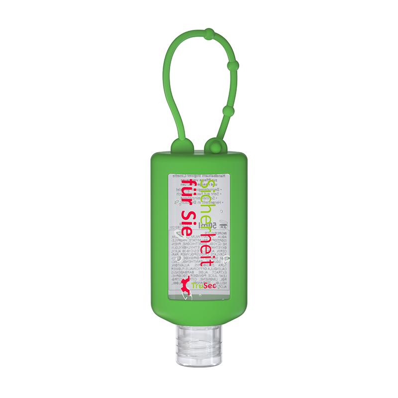 50 ml Bumper grün - Handreinigungsgel antibakteriell - No Label Look