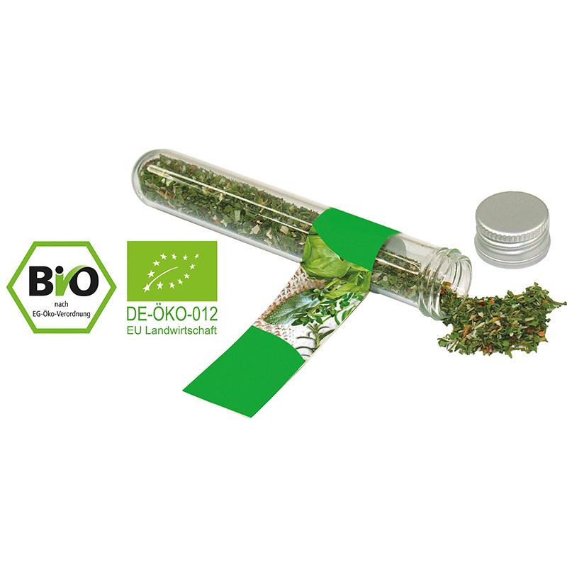 Reagenzglas BIO-Kräuter der Provence