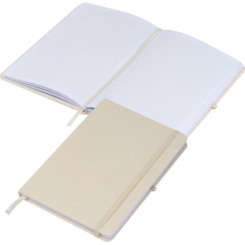 Notizbuch Canvas A5