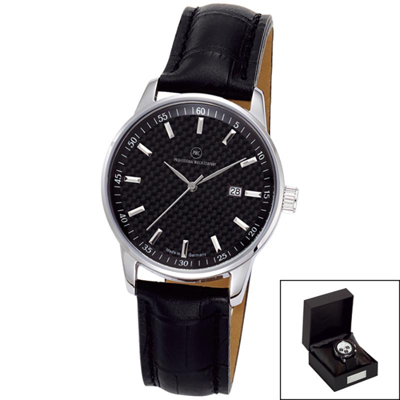 Edelstahl-Armbanduhr Made in Germany Triton Damen