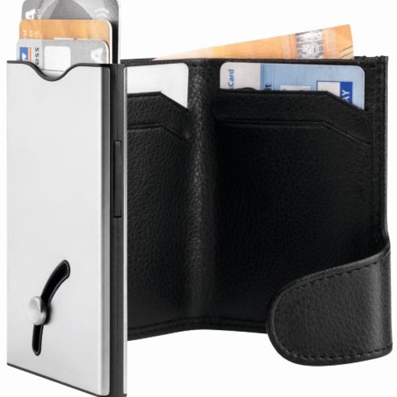 Blackmaxx® Kartensafe IWalletdeLuxePro