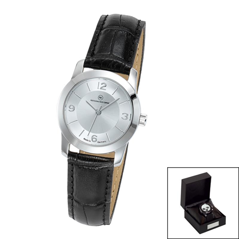 Edelstahl-Armbanduhr Made in Germany Capella Damen