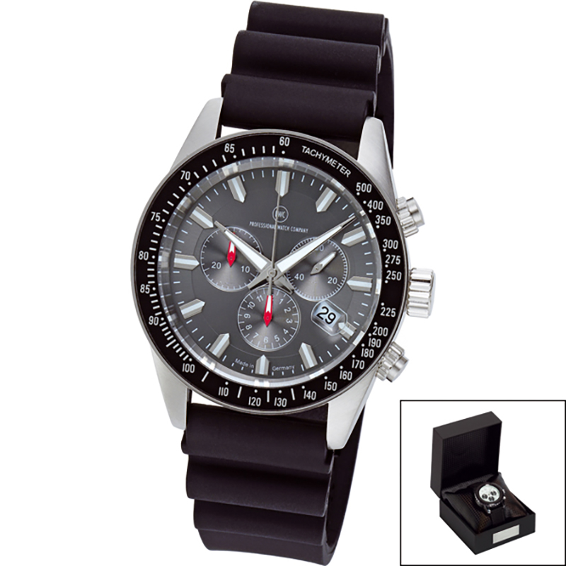 Edelstahl-Chronograph Made in Germany Native Chrono SP