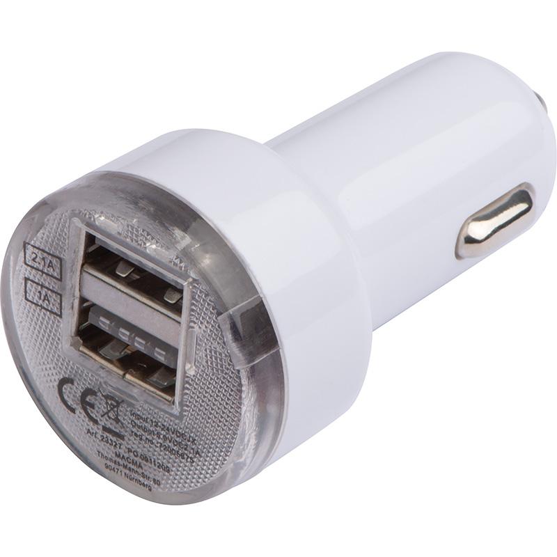 USB Ladegerät mit 2 Anschlüssen