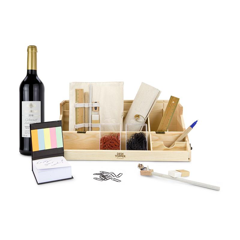 Geschenkset / Präsenteset: Gefüllte Office Box