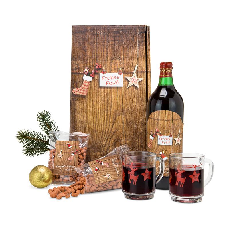Geschenkset / Präsenteset: Weihnachtsmarkt