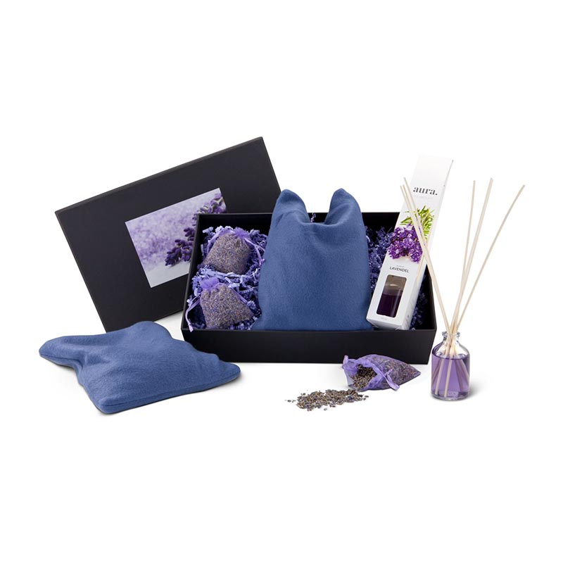 Geschenkset / Präsenteset: Lavendel-Traum