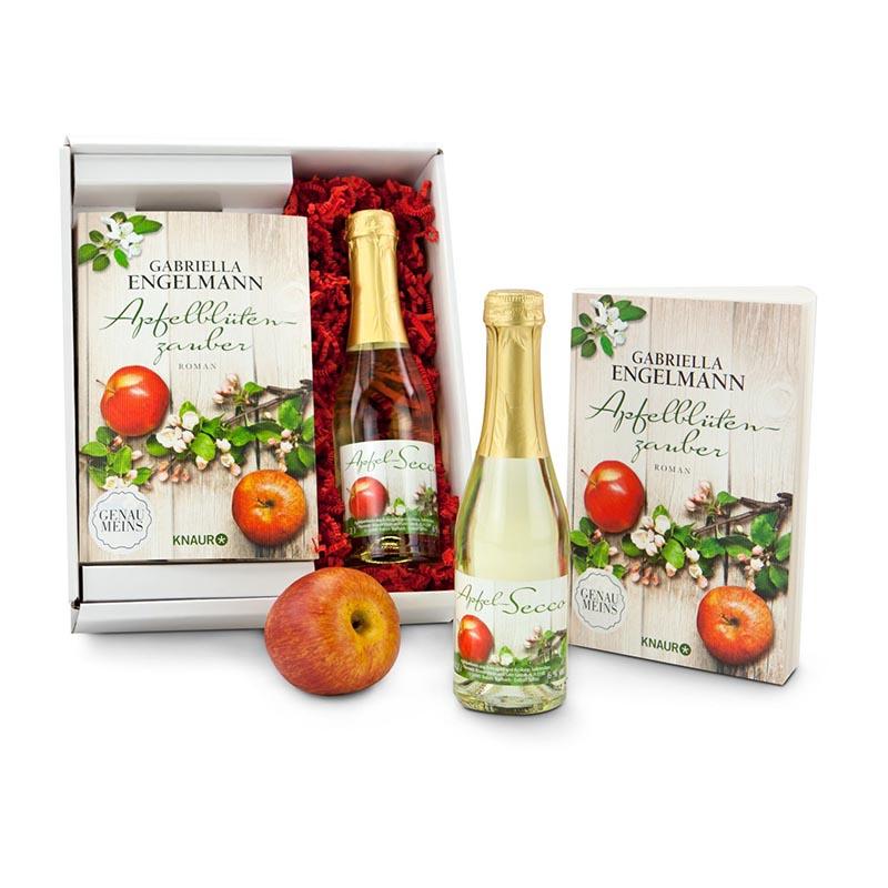 Geschenkset / Präsenteset: Apfelblütenzauber
