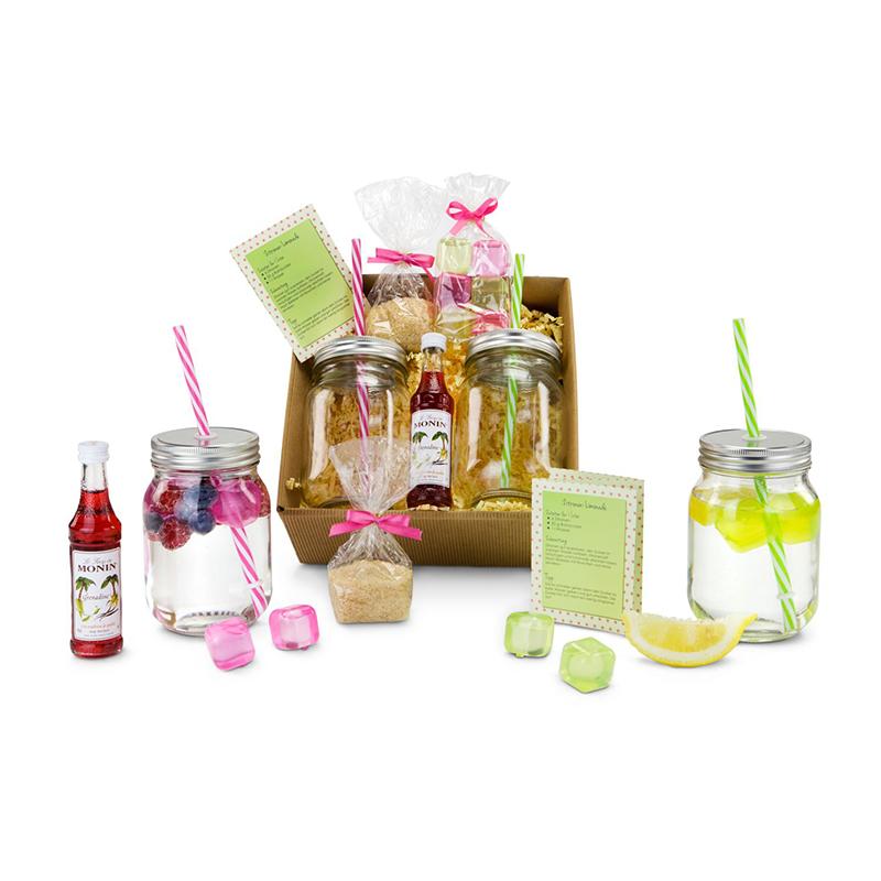 Geschenkset / Präsenteset: Fresh Lemonade