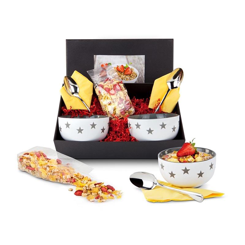 Geschenkset / Präsenteset: Gesundes Frühstück