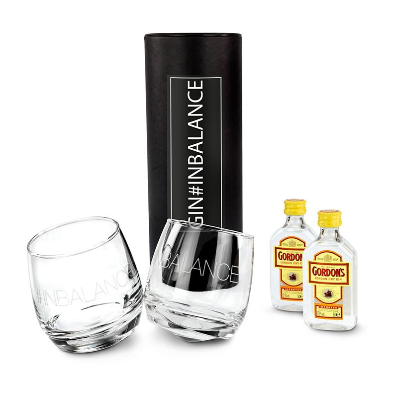 Geschenkset / Präsenteset: Gin In Balance
