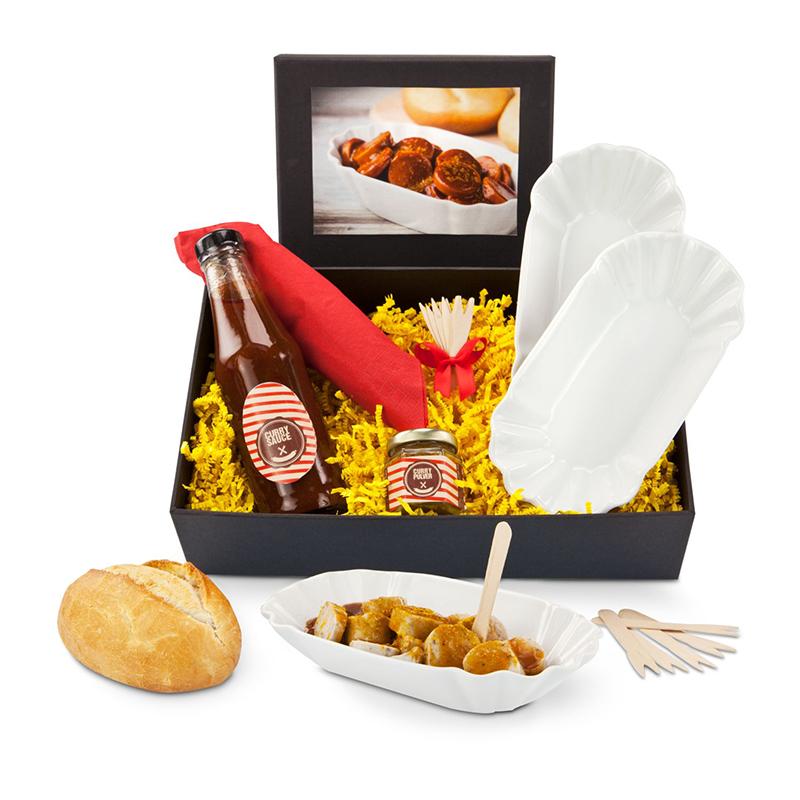Geschenkset / Präsenteset: Curry-tastic