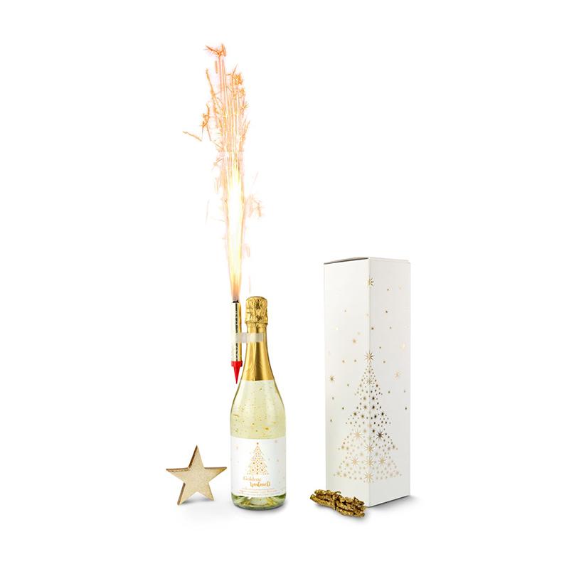 Geschenkset / Präsenteset: Goldene Weihnacht