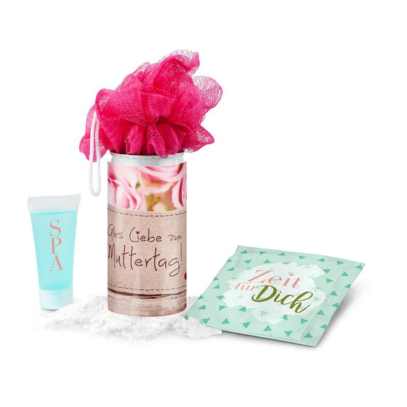Geschenkset / Präsenteset: SPA Dose - Alles Liebe zum Muttertag