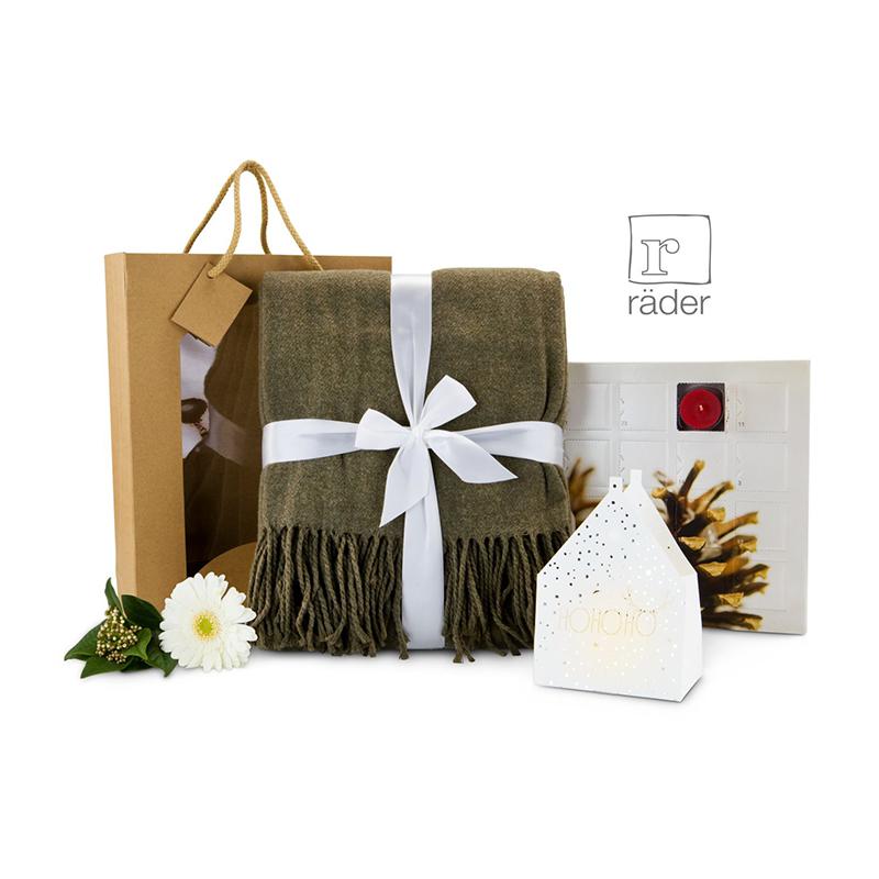 Geschenkset / Präsenteset: Gemütliche Adventszeit