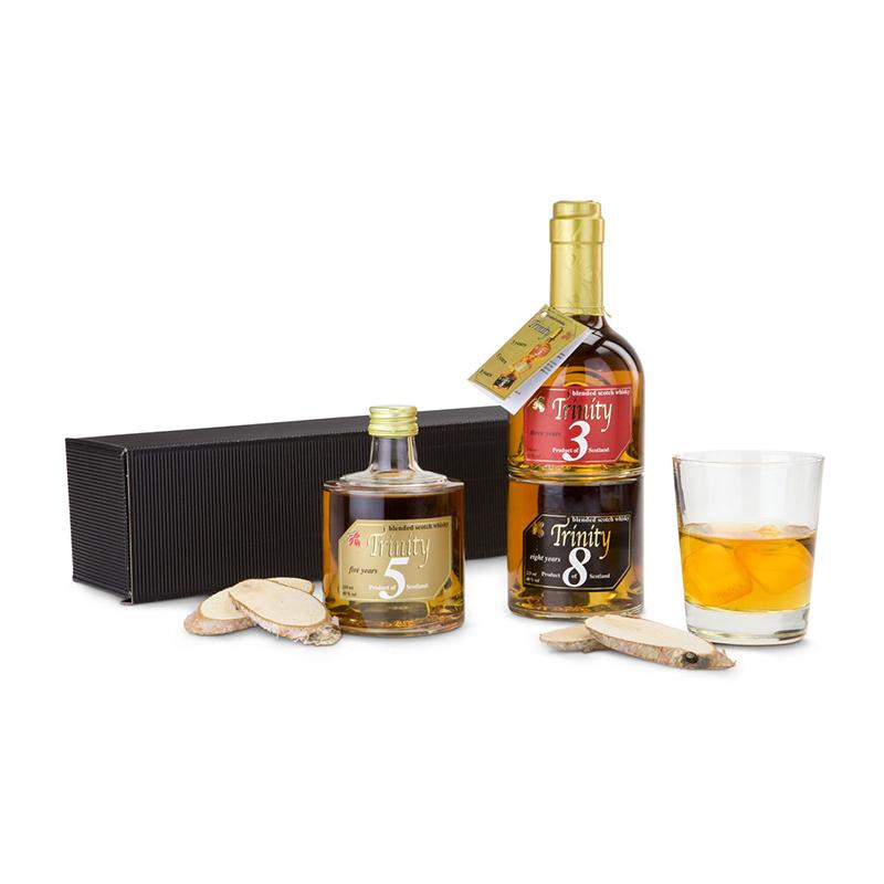 Geschenkset / Präsenteset: Whisky Trio
