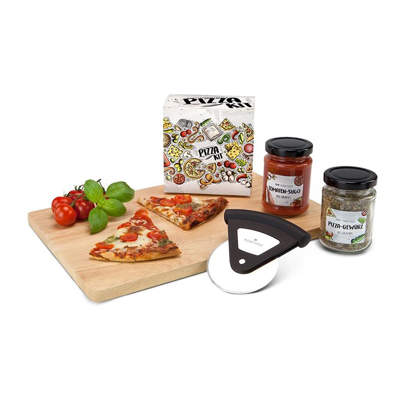 Geschenkset / Präsenteset: Pizza-Kit