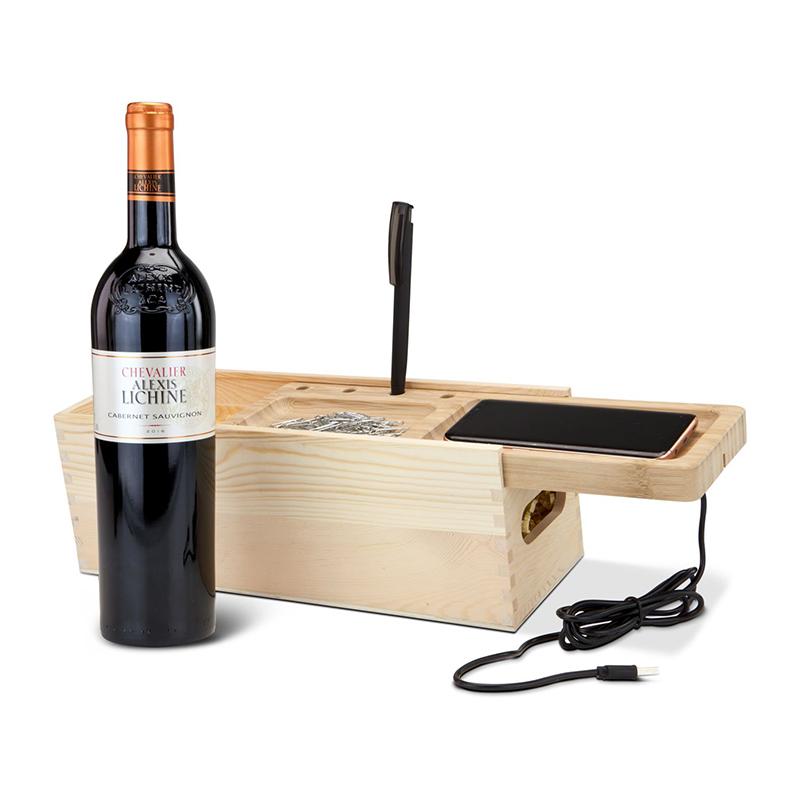 Geschenkset / Präsenteset: Wireless Wine
