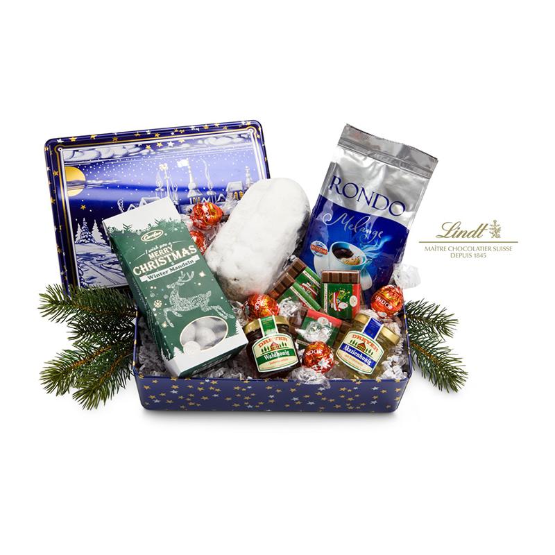 Geschenkset / Präsenteset: Wintermärchen