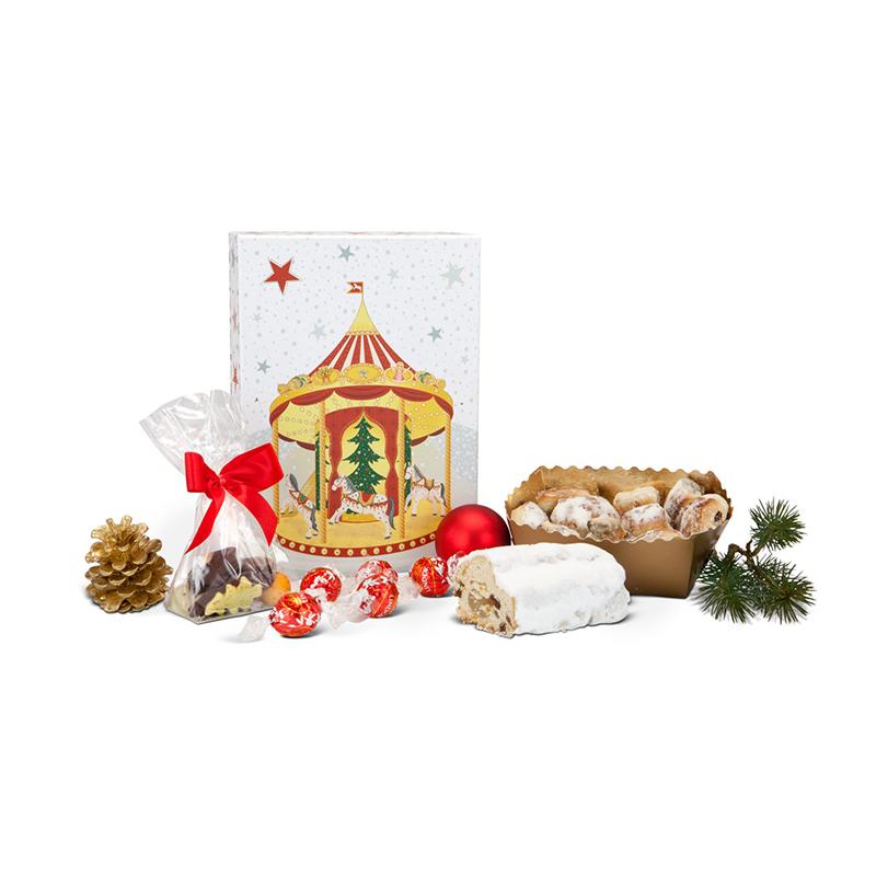 Geschenkset / Präsenteset: Weihnachtskarussell