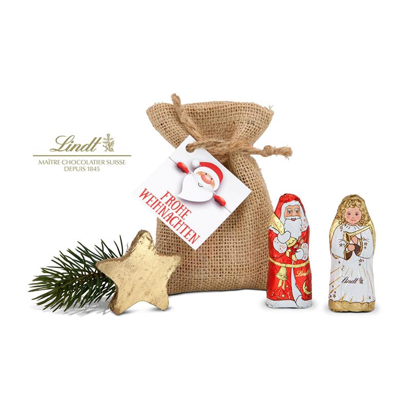 Geschenkset / Präsenteset: Engel und Santa