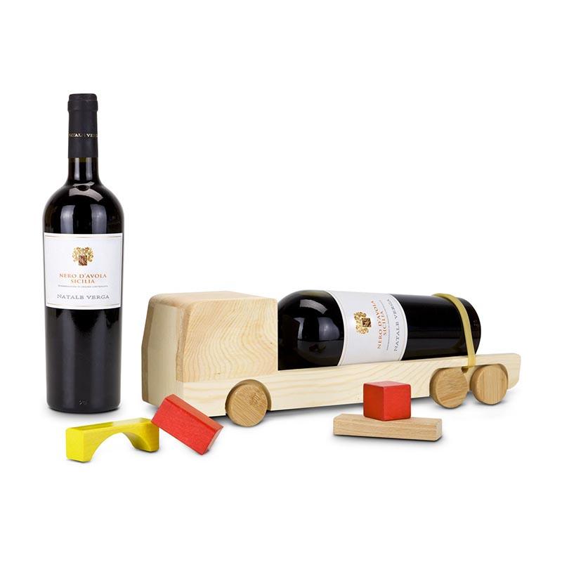 Geschenkset / Präsenteset: Wine-Truck