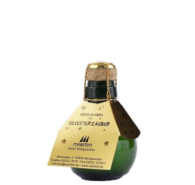 Sekt Brut Miniflasche